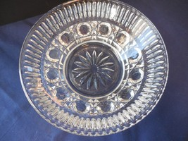 "Indiana Glass Royal Brighton Pattern Berry Bowl 5 1/2"" - $8.00"