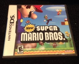 New Super Mario Bros. Nintendo DS Complete - $19.99