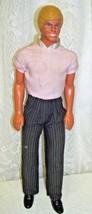 Barbie Doll 1983 Ken with Blonde Hair  - $28.04