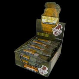 Grenade - Grenade Reload Protein Flapjacks, Chocolate Browning - 12 Bars