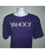 Mens Yahoo 1 Year T Shirt 365 Days of Yodeling XLarge Purple XL - $21.73