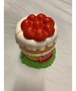 Vintage 1981 Strawberry Shortcake Strawberryland Miniatures Mini House - $24.99