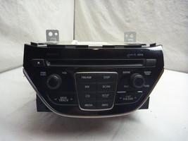13 2013  Hyundai Genesis Radio Cd Player Mp3 Player 96180-2M117YHG  G9106 - $31.68