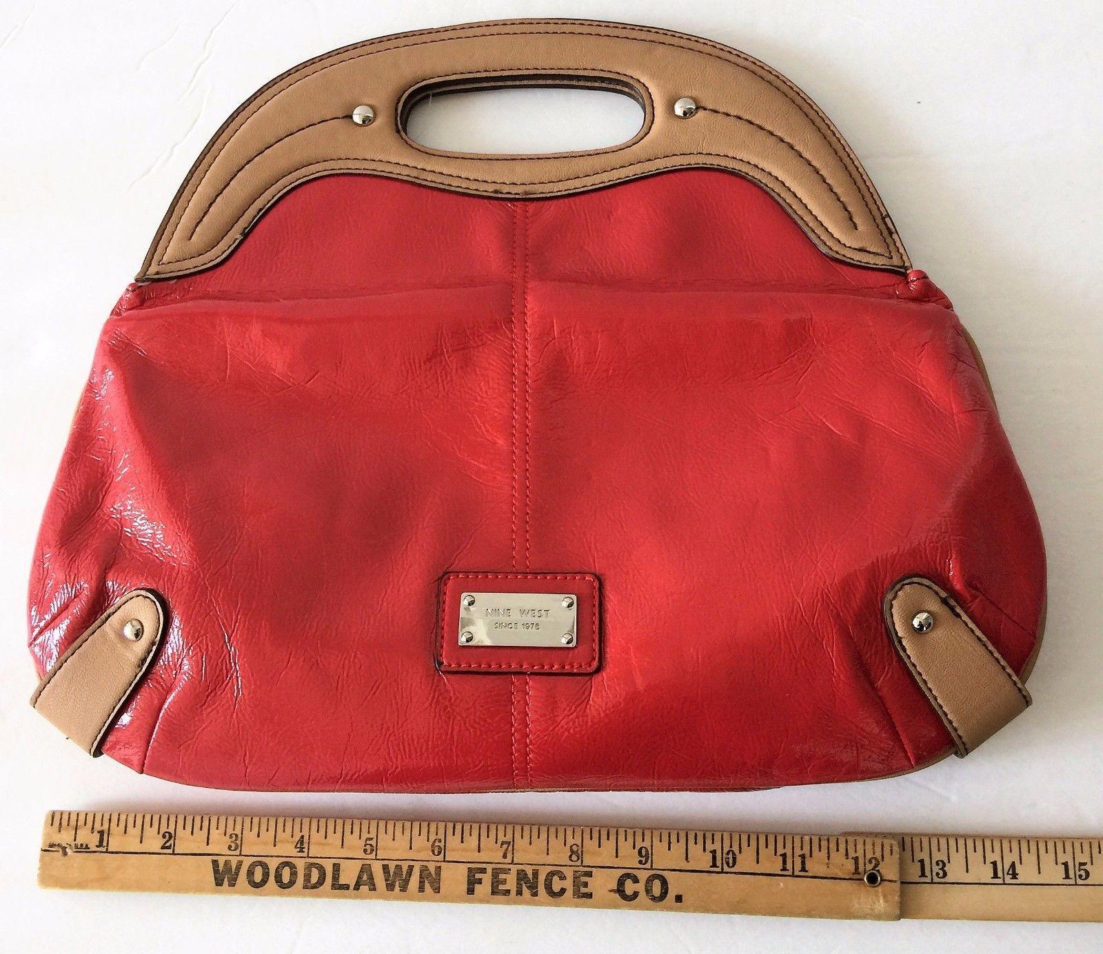 c205c77c793c1 Nine West Geo Happy Red Patent Leather and 50 similar items