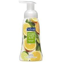 Softsoap Foaming Hand Soap, Kitchen Citrus Bliss, 8 Ounce - $30.38