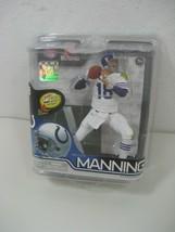 PEYTON MANNING NFL Colts #18 McFarlane Sports Figurine QB Series 30 - $23.33