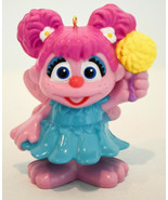 Sesame Street 123    Abby Cadabby  1st in Set of 11 Holiday Ornaments - $16.83