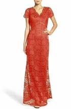 ELLEN TRACY Lace Gown Sz 2 - $106.25
