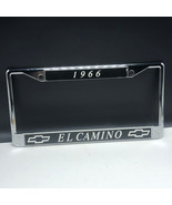 1966 EL CAMINO LICENSE PLATE FRAME chevrolet chevy cars trucks part vint... - $47.52