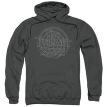 Twilight Zone - Spiral Logo Adult Pull Over Hoodie Officially Licensed A... - $34.99+