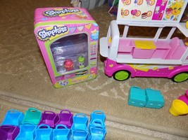 Shopkins Massive Collection Over 100 pieces Retired Pieces Included EUC HTF - $124.50