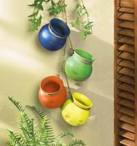 Fiesta Hanging Pots - $28.67