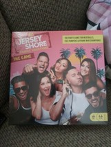 Jersey Shore: Family Vacation - The Game MTV Party Game Ages 18+ 2-4 Players NIB - $42.56