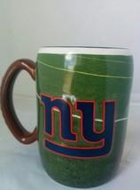 NY Giants Football NFL Mug New York Licensed Product Rare Raised Men - $7.70
