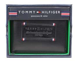 Tommy Hilfiger Men's Premium Leather Credit Card ID Wallet Passcase 31TL220061 image 2