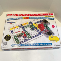 Electronic Snap Circuits Educational Kit Elenco SC300 Age 8-108 300 Proj... - $32.99
