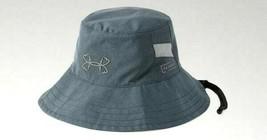 NEW! Under Armour Men's Fish Hook Bucket Hat-Grey - $64.23