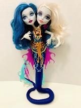Mattel Peri & Pearl Sepentine Monster High Doll Great Scarrier Reef Series  - $21.95