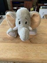 Ganz Webkinz Velvety Elephant No Tag No Code  - $4.94