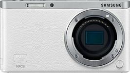 Samsung SMART CAMERA NX Mini RANDOM Color 20.5MP W-iFi NFC Body only NO BATTERY image 1