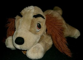 "12 "" Lady Et Clochard Disney Magasin Chiot Chien Peluche Animal Haricot Sac - $14.06"