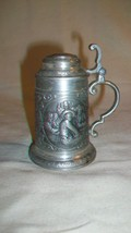 Miniature 95% Pewter Beer Mug from SKS Designs Playing Cards, Drinking 3... - $49.49