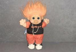 "Russ Troll Doll: Team NFL Cincinnati Bengals 11"" - $24.00"