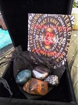 Balance Crystal Healing Bag - $18.00