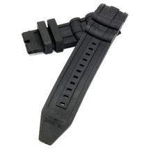 Replacement Black Rubber Watch Strap Band For Invicta Men's 6977 Pro Diver - $22.05