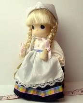 Kari Precious Moments Dutch Doll Children of the World 1994 - $28.66