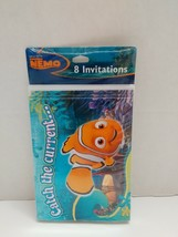 Finding Nemo Ocean Fun Invitations (8ct) - $13.10
