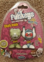 new - FUNKEYS CHAT PACK (HOLLER) The latest expansion of U.B. Funkeys ch... - $3.83