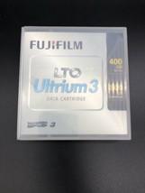 Fujifilm (LTO3) LTO Ultrium 3 Data Cartridge 400GB/800GB - Used Excellen... - $8.73