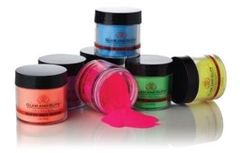 Acrylic Powder Colors - 1oz/28g (Made in USA) - Glam&Glits Nails design ... - $9.85