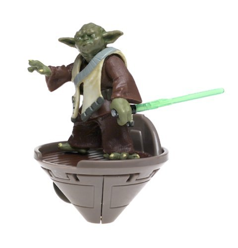 Star Wars 2003 Clone Wars Army of the Republic Yoda image 3