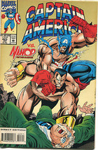 Captain America #423 VG+ 1994 Marvel Comic Book - $2.00