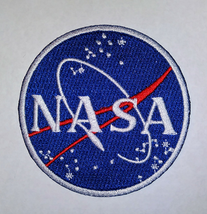 NASA Iron On Embroidered Patch - 3.0 INCHES SPACE PLANETS ASTRONAUTS ALI... - $10.95