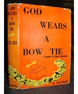 1949 God Wears A Bow Tie: Novel of Show Business, Seedy Broadway Behind ... - $116.99