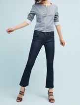 Citizens of Humanity Emmanuelle Crop Mid-Rise Slim Bootcut Jeans Sz 27  NWT $198 - $127.71