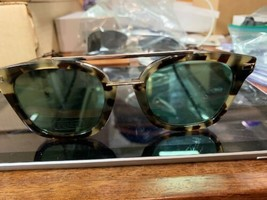 Authentic Fendi Ff 0224/F/S 0807/70 tortoise Sunglasses 2IKQT - $194.04