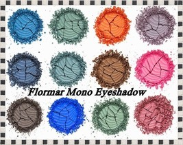 Flormar Mono Eyeshadow With Long Lasting Effect - Different Colors/Choose - $6.64