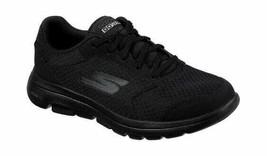 Men's Skechers GOwalk 5 Qualify Walking Shoe Black/Black - $94.05