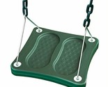 "Stand-Up Swing with 14"" x 14"" Swing Base and Coated Chains"