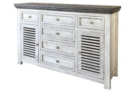 Jade Series White Buffet Console - $1,133.55