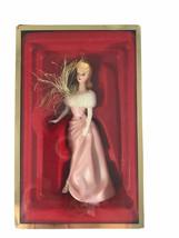 Lenox 1st Annual 2003 Barbie Ornament In Box Blonde Mattel - $28.71