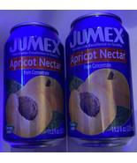 2 Jumex Nectar Apricot Juice Drink - 11.3 oz Cans vegan - $19.79