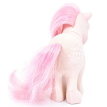 Vintage 1982 G1 Hasbro My Little Pony Cotton Candy Flat Foot Earth Pony MLP image 2