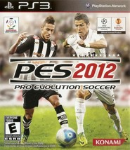 Pro Evolution Soccer 2012 - PlayStation 3  - $18.99