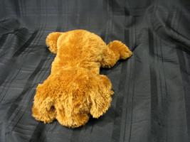 "TY CLASSIC 2009 15.5"" PLUSH BROWN SHAGGY DOG DOBBS - $20.68"