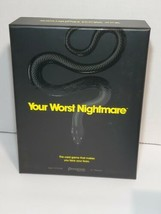 Your Worst Nightmare Card Game by PRESSMAN New spiders snakes face fears - $18.69